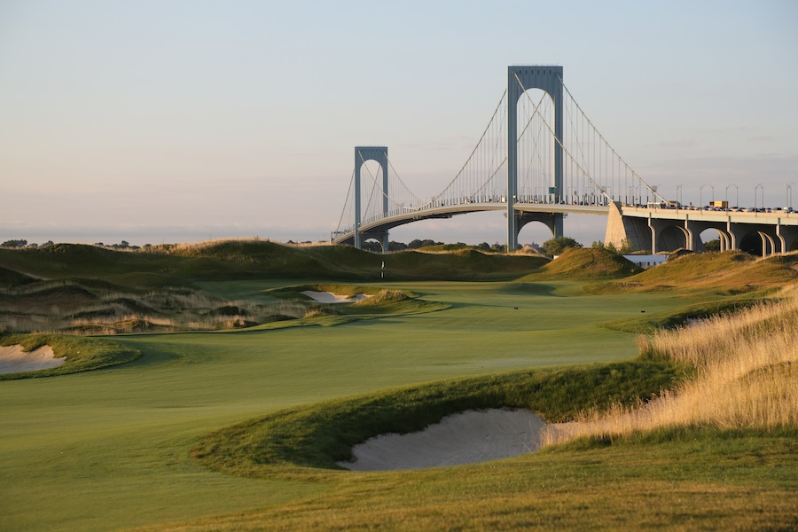 Located in the Bronx, Ferry Point is gorgeous, challenging, and the most expensive course to play in America.