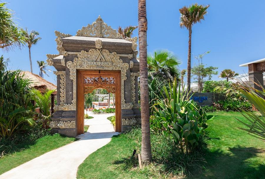 Nikki Beach Bali opened in 2014 on the grounds of Sofitel Nusa Dua Beach Resort.