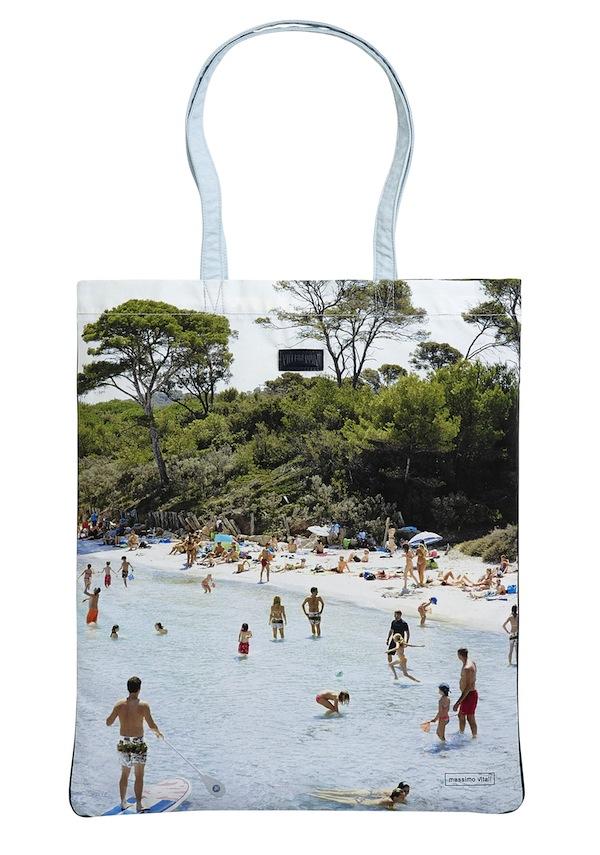 Villebrequin x Massimo Vitali beach bag (US$155)