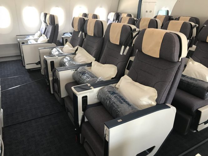A Look At Philippine Airlines First Airbus A350 Destinasian