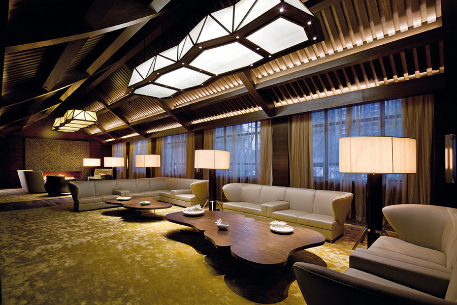 Diaoyutai Boutique's Club Lounge.