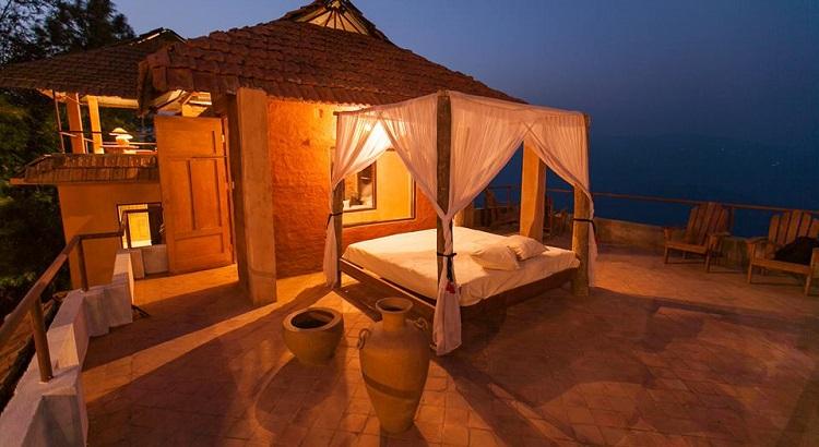The resort comprises a total of 41 suites.