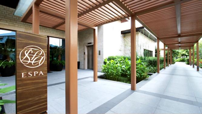 ESPA Singapore Entrance