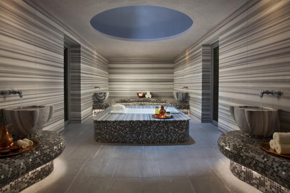 Singapore's first authentic Hammam bath.