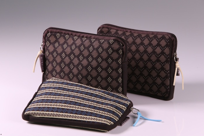 Economy Class amenity kits designed by Sougha.