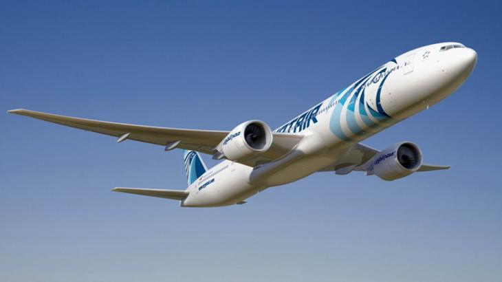 Egypt Air Boeing 777-300ER