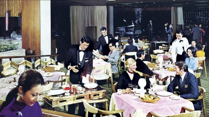 Hotel Okura's Emerald Room