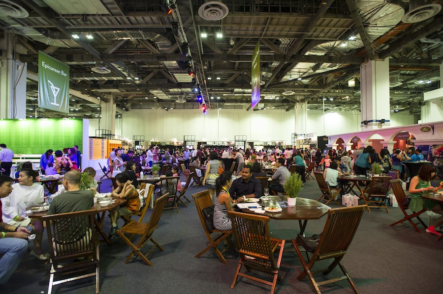 For its third consecutive year, the Epicurean Market will be held at Marina Bay Sands this August.