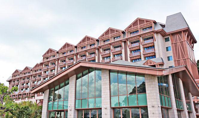 The Equarius Hotel