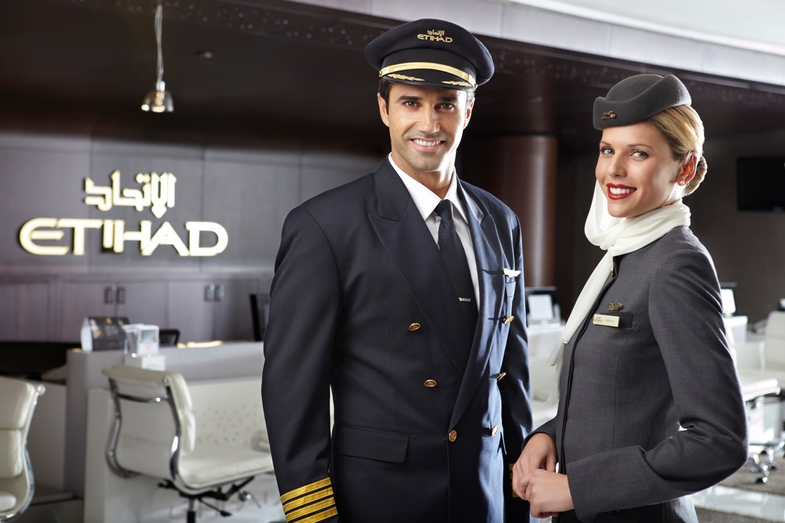 Etihad Airways was voted the World's Leading Airline.