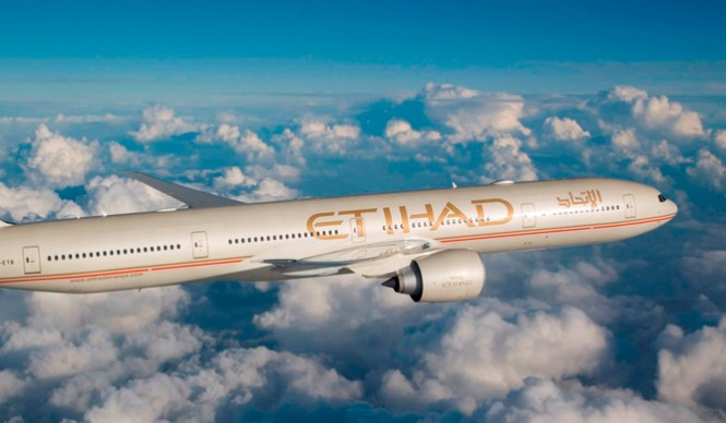 Etihad Airways operates two flights daily between Abu Dhabi and Manila with its Boeing 777-300 aircraft.
