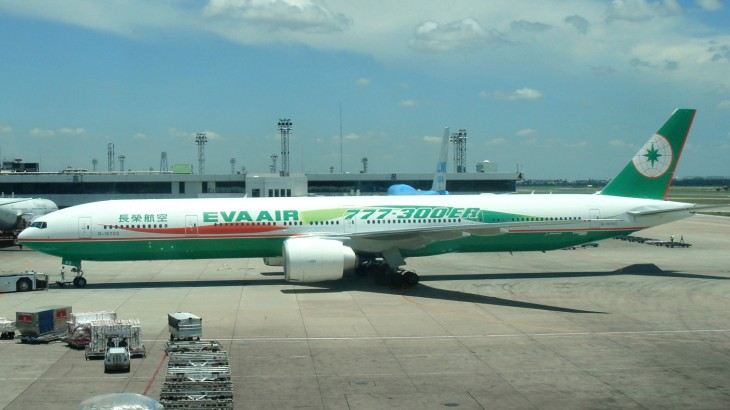 The route will be served using Eva air's Boeing 777-300ER.