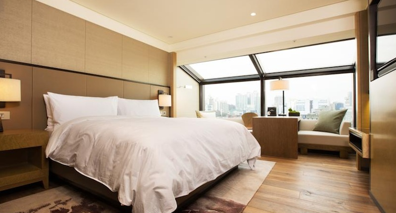 An Executive Sky View Room.