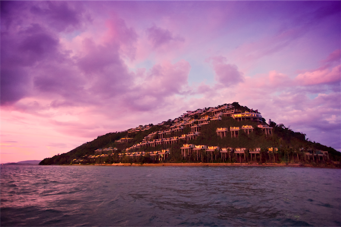 Koh Samui hotels: the Conrad