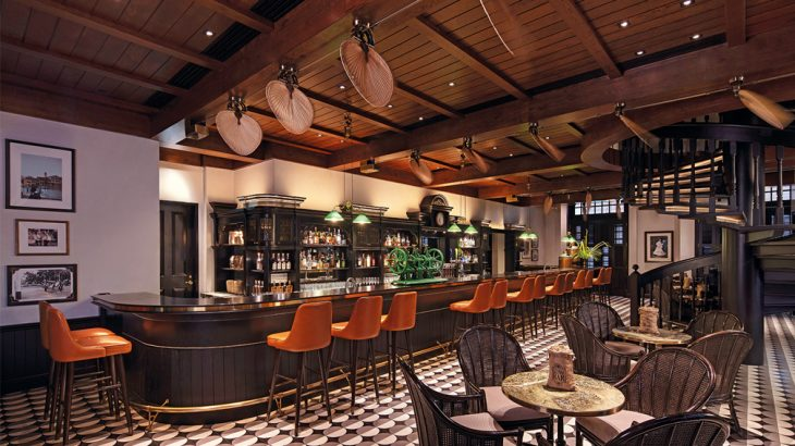 3 Classy Hotel Bars in Singapore for Your Next Night Out