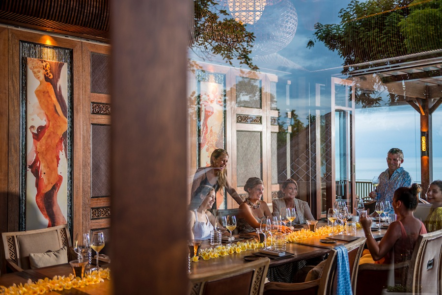 Sundara will host an intimate dinner accompanied by Bollinger Champagne.