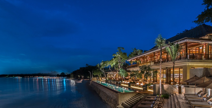Sundara at Four Seasons Resort Bali at Jimbaran Bay.