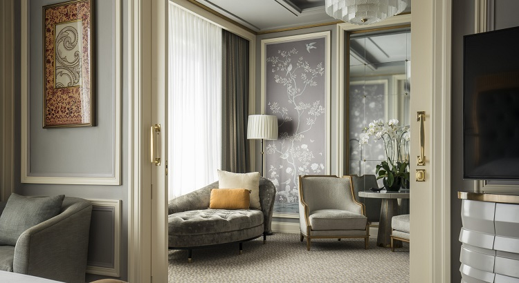 The new Four Seasons Hotel Jakarta houses a total of 125 suites.