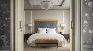 The property's interior design is the brainchild of New York–based Champalimaud Studio.