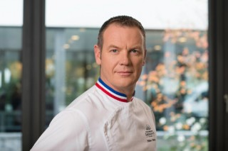 French chef Fabien Pairon.