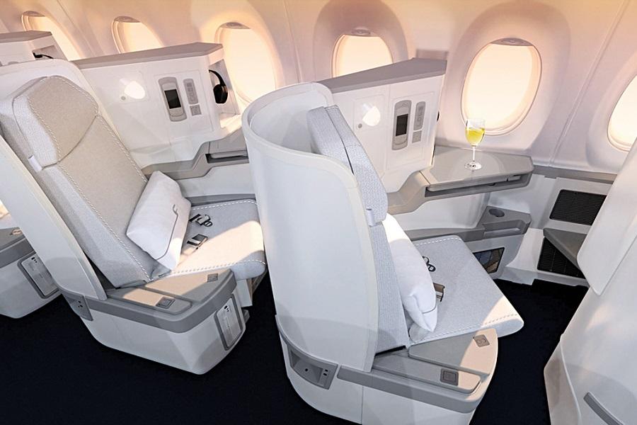Finnair's A350 will fly start flying on October 7.