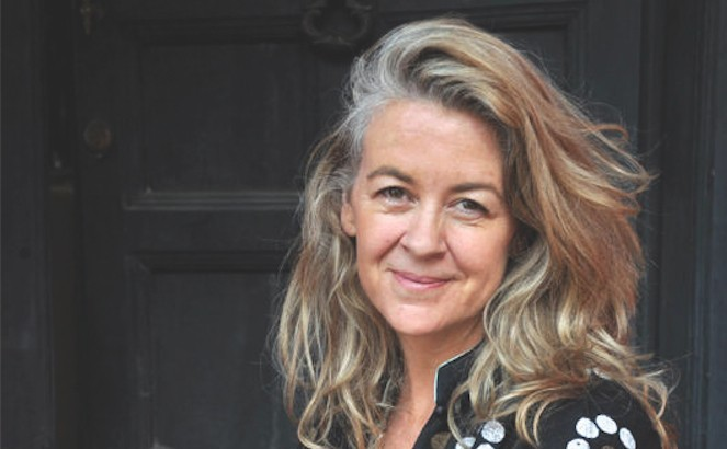 Fiona Caulfield author of Love Goa