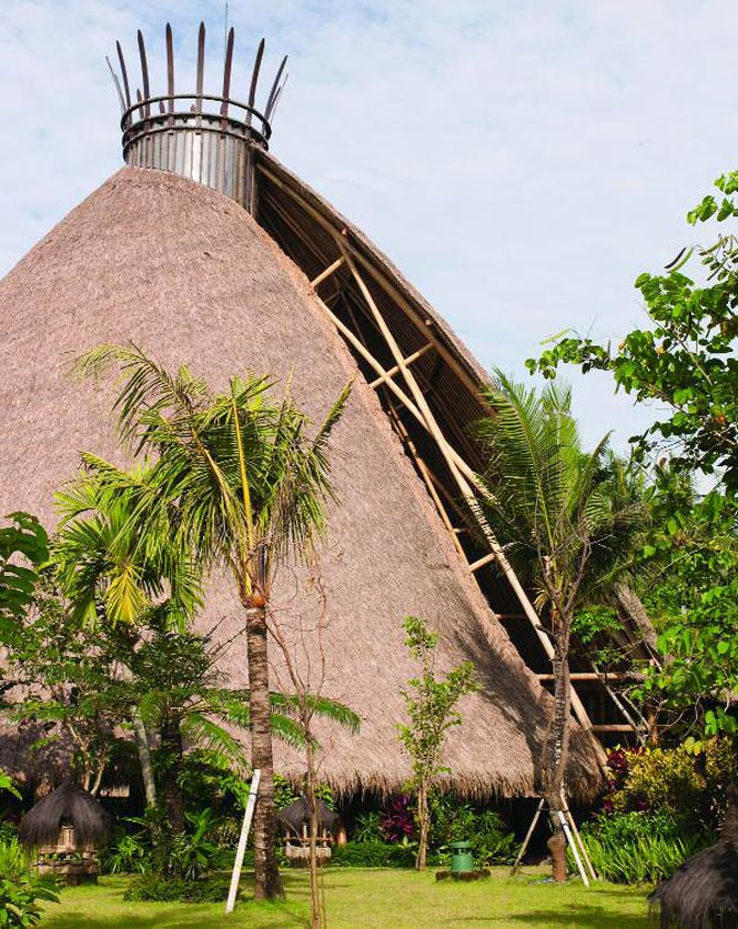 Bali retreats yoga pavillion