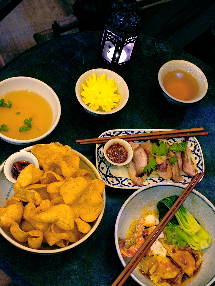 Cantonese dishes frequent Maggie Choo's menu.