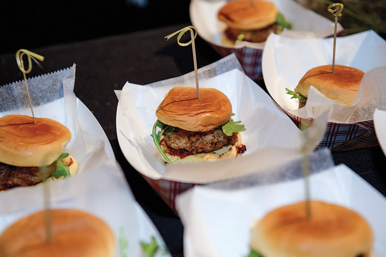 The NYC Wine & Food Festival offering ©  Billy Farrell Agency
