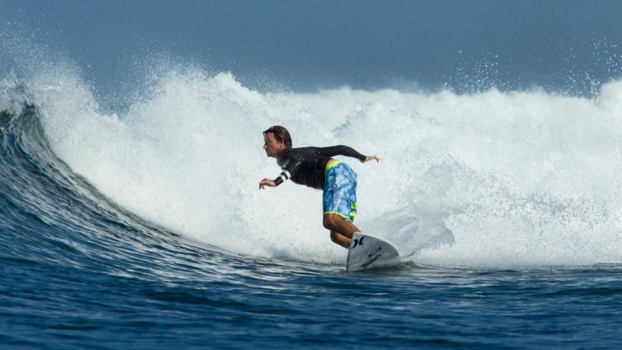 TropicSurf's program caters to surfers of all levels.