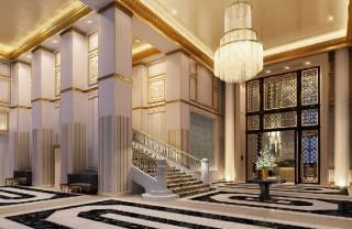Four Seasons Hotel Jakarta Lobby