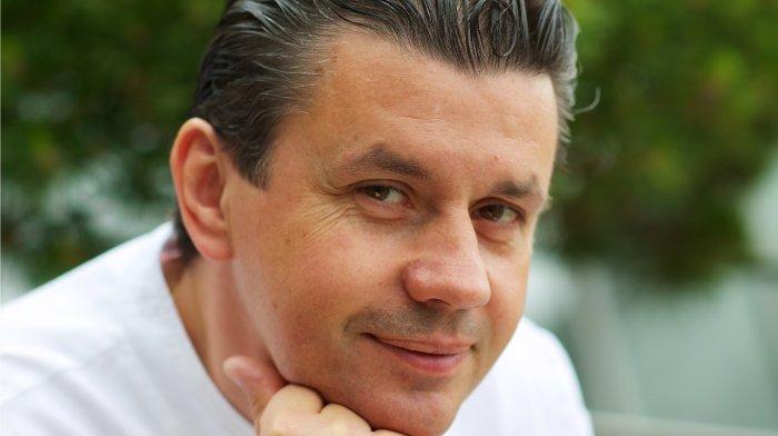 Frédéric Vardon's restaurant Le39V was awarded its first Michelin star in 2012.