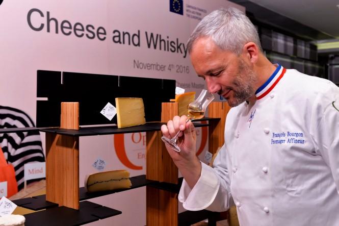 Cheese Master François Bourgon