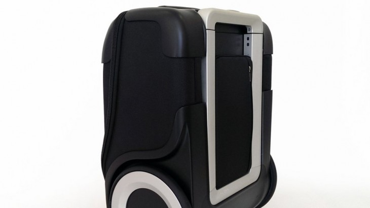 Travel-Light's G-RO suitcase.