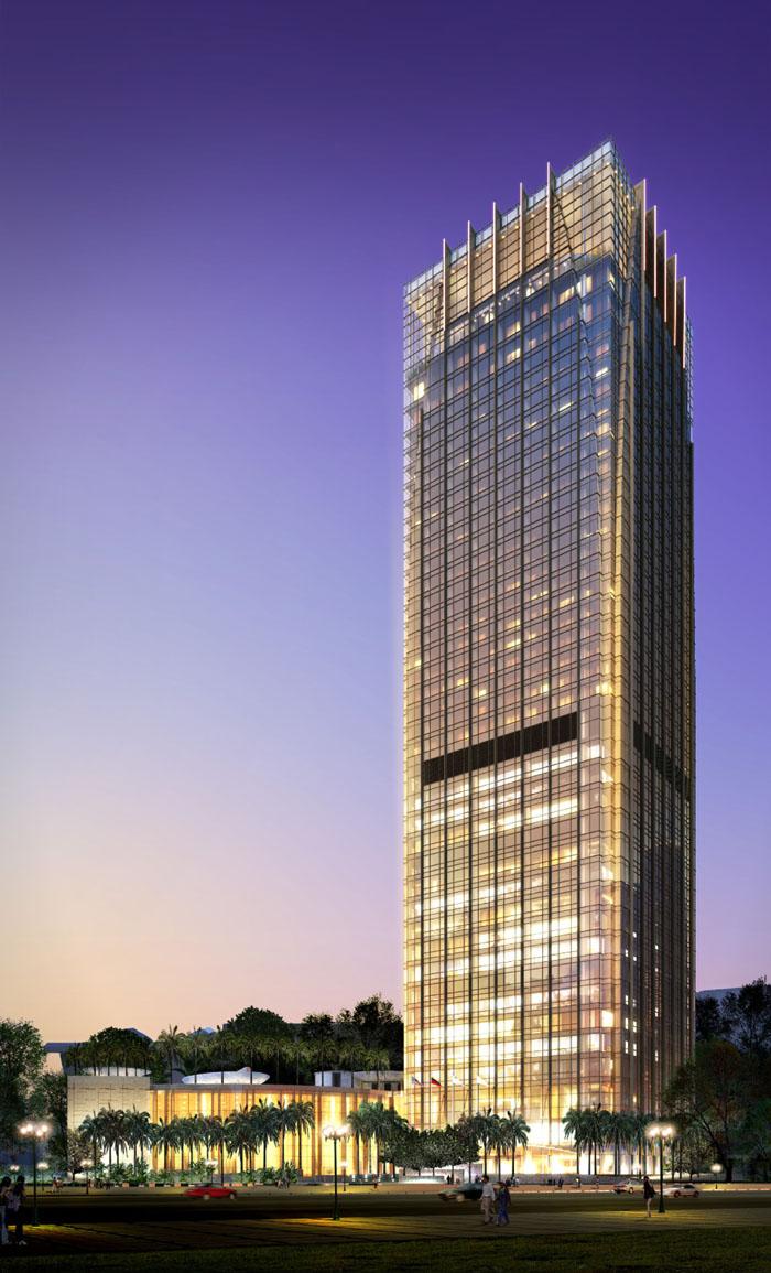 Grand Hyatt Kuala Lumpur - Exterior