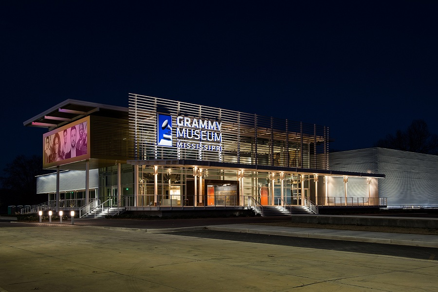 In Cleveland, Mississippi, the Grammy Museum has opened its second location, following the original in L.A.