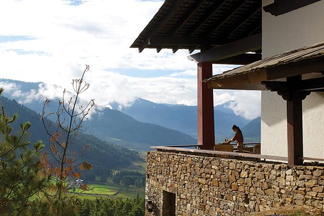 Gangtey Goenpa Lodge, Phobjikha Valley, Bhutan