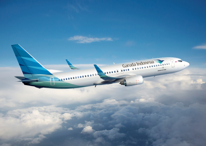 Garuda and Accor initiated their partnership in 2012.
