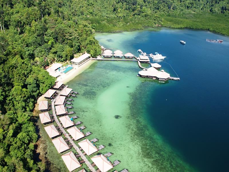 Gaya Island, Malaysia
