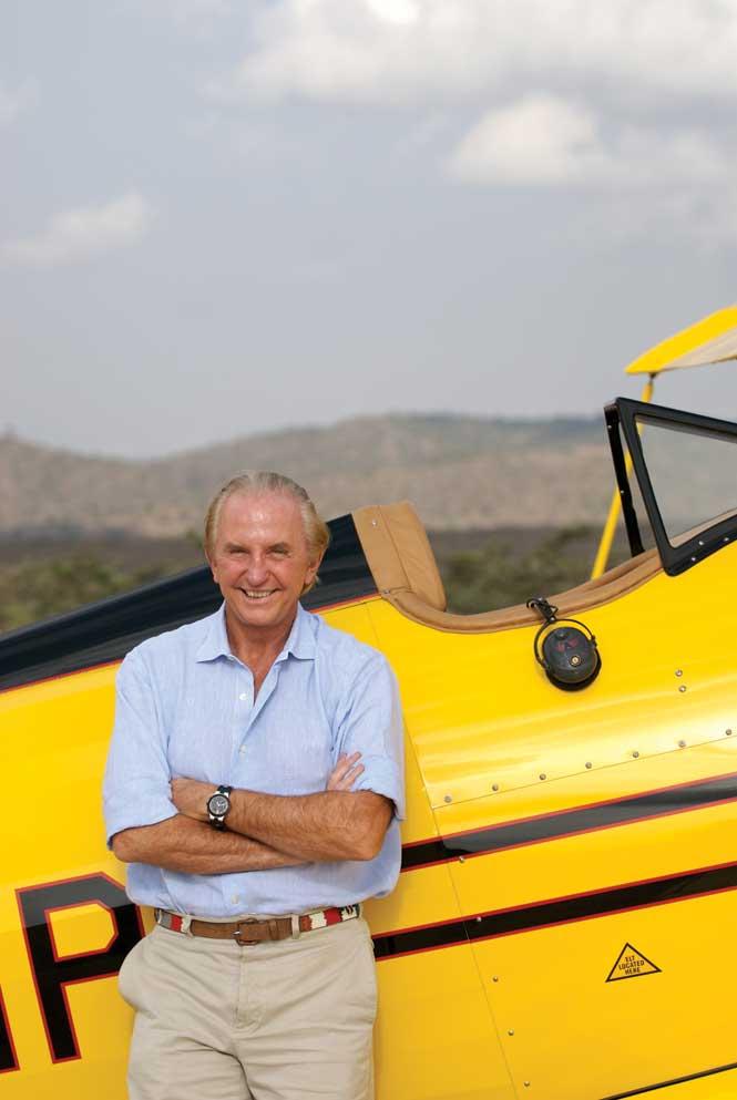 A&K founder Geoffrey Kent.