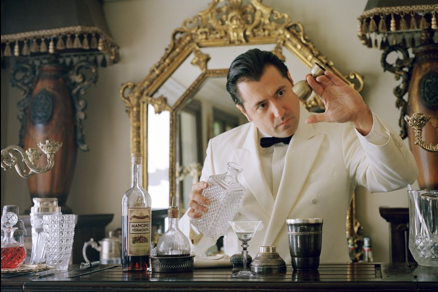 Giancarlo Mancino, bar and beverage consultant for MEI lounge.