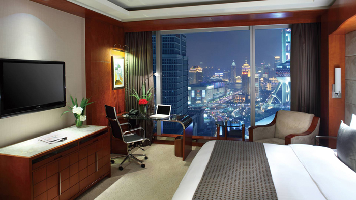 The Superior room with superb view.