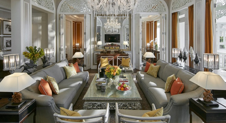The Grand Royal Suite room.