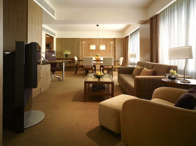 The Grand Suite.