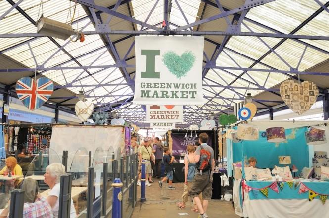 Greenwich Market 1