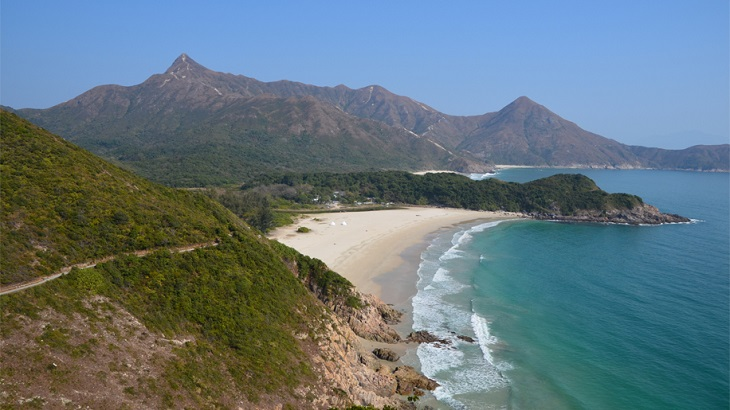 Five of Hong Kong's Best Hiking Trails