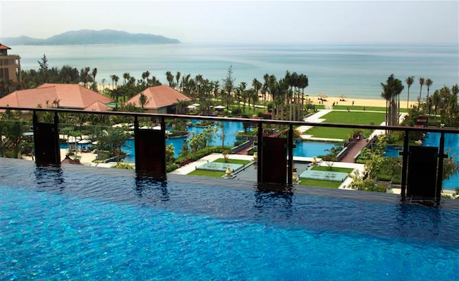 Hainan resorts: Renaissance Sanya