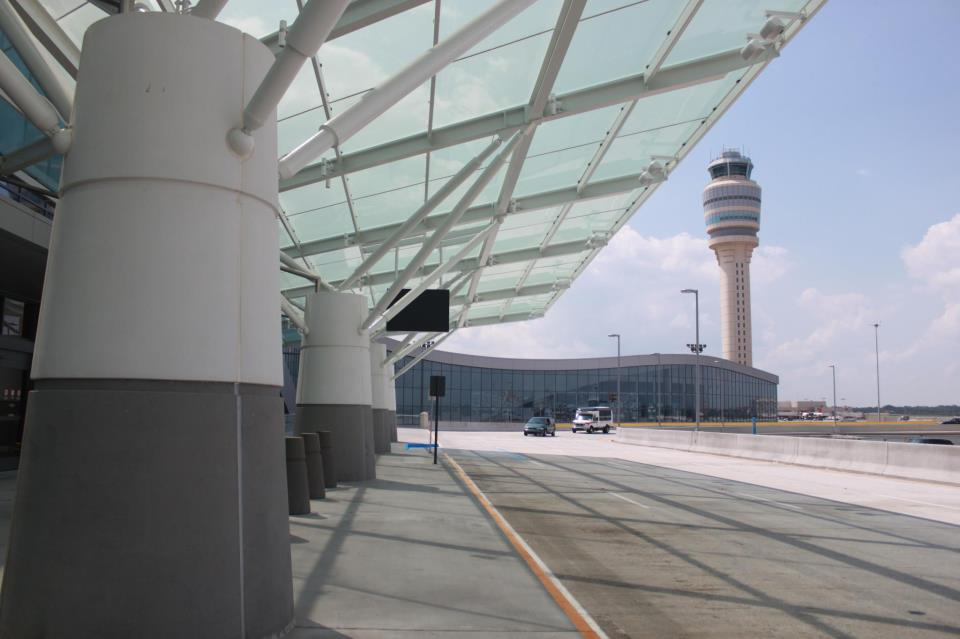 Hartsfield International Airport takes the number one spot at the world's busiest airport.
