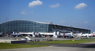 Heathrow's Terminal 5 was voted the best in the world by travelers.
