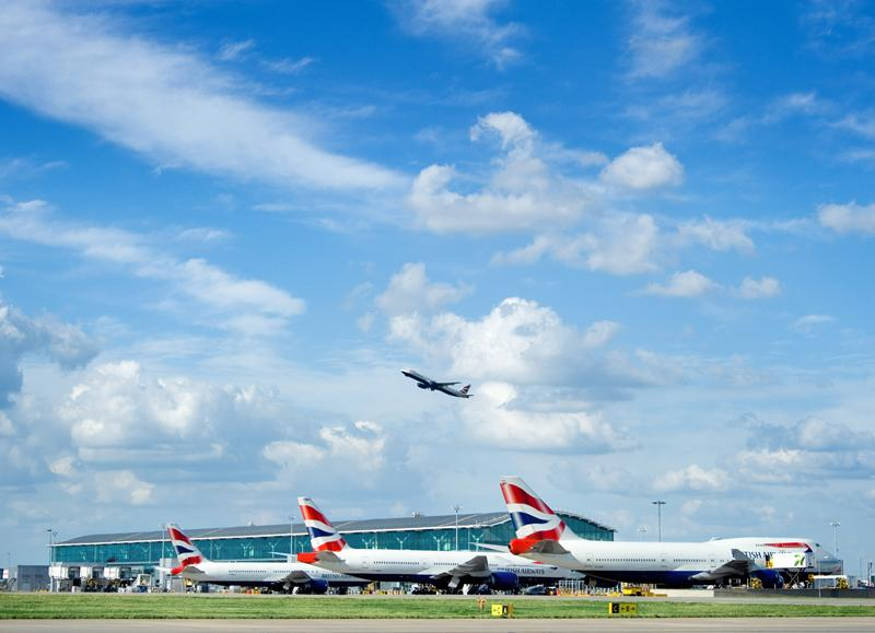 PAL will fly to Heathrow five-times weekly.